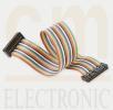 Rainbow IDC Flat Cable