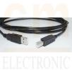 USB (Type A Male/ Type B Male)