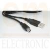 USB (Type A Male/ Mini B Male)