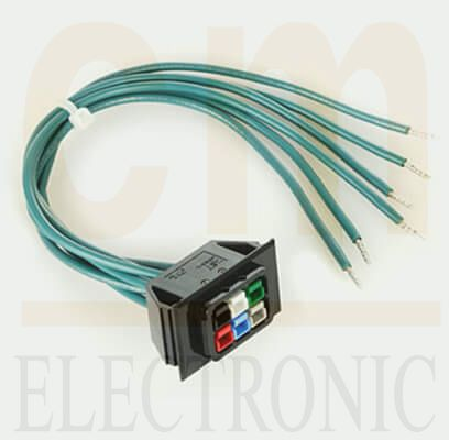 Automotive Power Cable Assembly