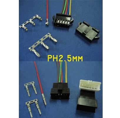 PH2.5mm 連接器
