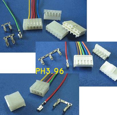 PH3.96mm 連接器s