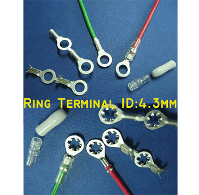 Ring Terminal (ID:4.3mm)