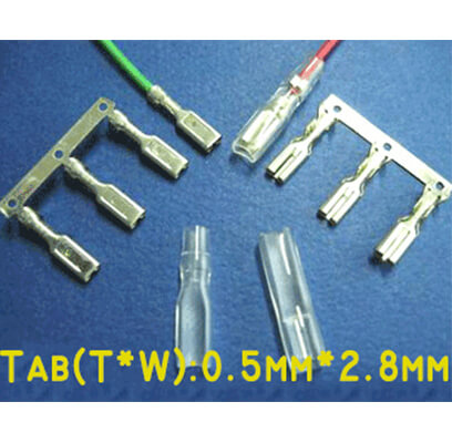 Faston Series (Tab:0.5mm*2.8mm)