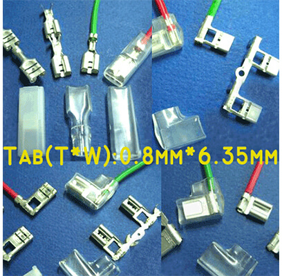 Faston Series (Tab:0.8mm*6.35mm)