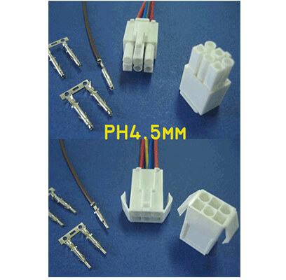 Φ1.3 - Pitch4.5mm Connector