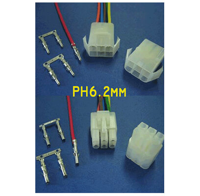 PH6.2mm 連接器