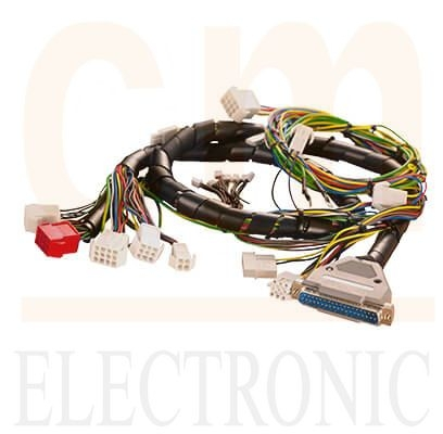 Casino Machine Wire Harness