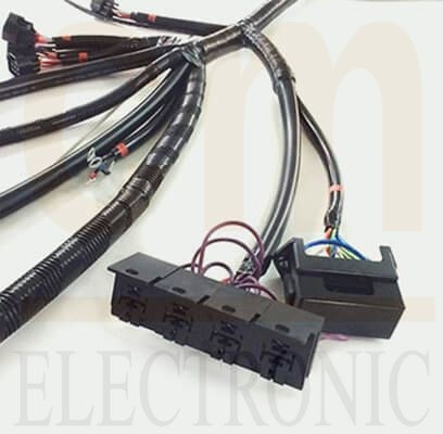 Electric Vehicle Cable Assembly