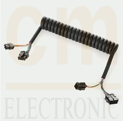 Fitness Equipment Coil Cable
