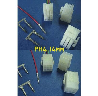 Φ1.0 - Pitch4.14mm Connector
